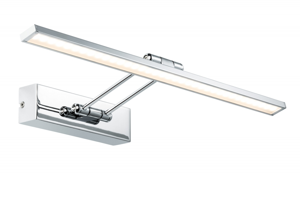 99889 The Galeria LED picture luminaire, Beam Fifty 7 W chrome